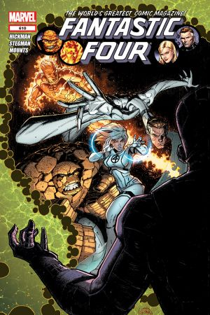 Fantastic Four #610