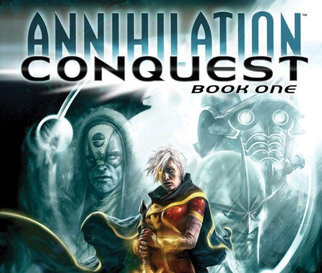 Annihilation: Conquest Book 1 (2008) TPB