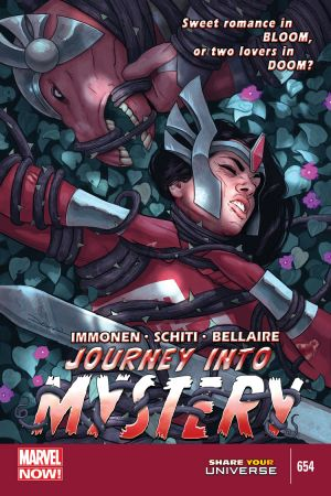 Journey Into Mystery (2011) #654