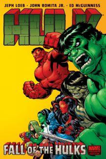 Hulk: Fall of the Hulks (Hardcover)