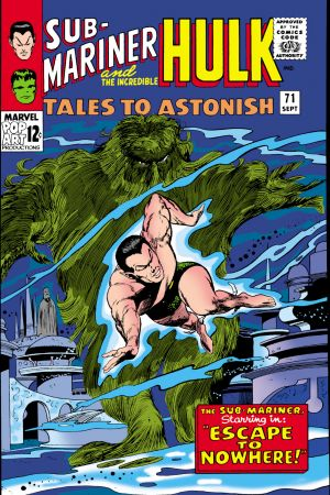 Tales to Astonish #71