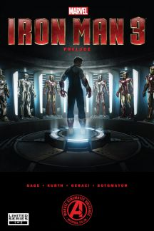 Marvel's Iron Man 3 Prelude #1