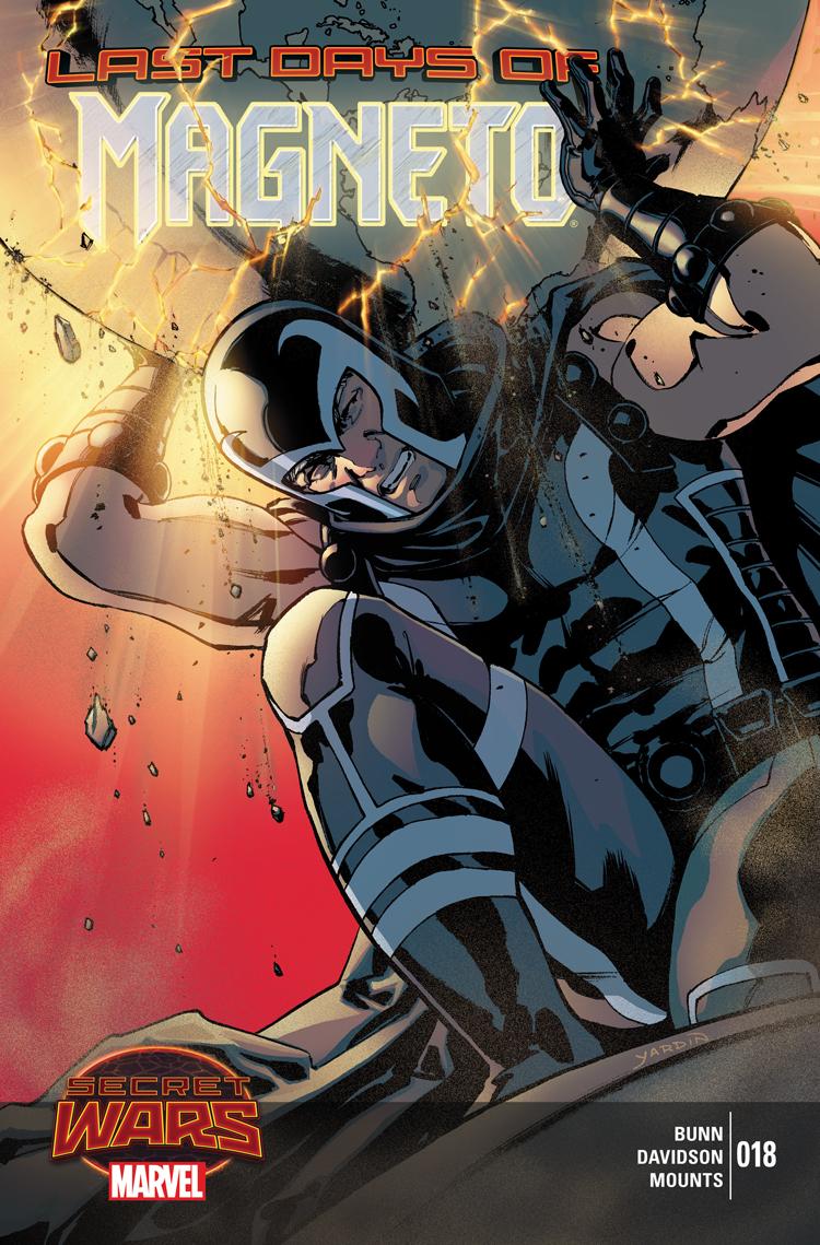 Magneto (2014) #18