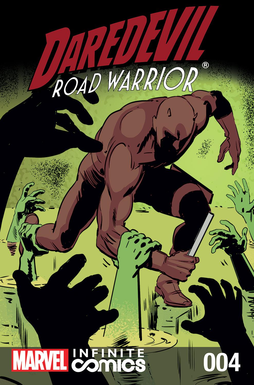 Daredevil: Road Warrior Infinite Comic (2014) #4