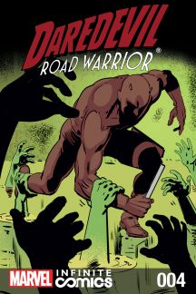 Daredevil: Road Warrior Infinite Comic #4