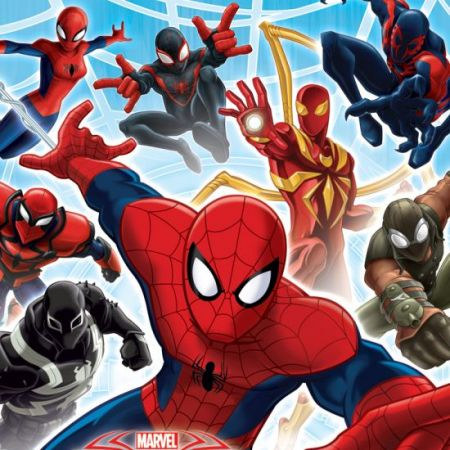 MARVEL UNIVERSE ULTIMATE SPIDER-MAN: WEB WARRIORS (2014 - Present)