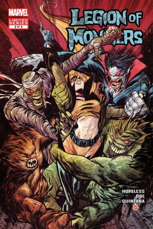 Legion of Monsters #3