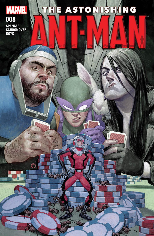 The Astonishing Ant-Man (2015) #8