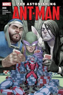 The Astonishing Ant-Man #8