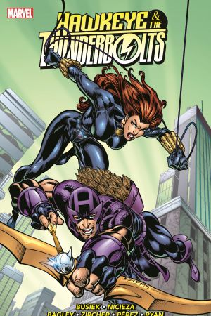 Hawkeye & The Thunderbolts Vol. 2 (Trade Paperback)