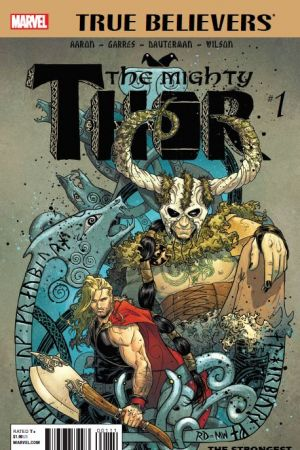 True Believers: Mighty Thor - The Strongest Viking There Is #1