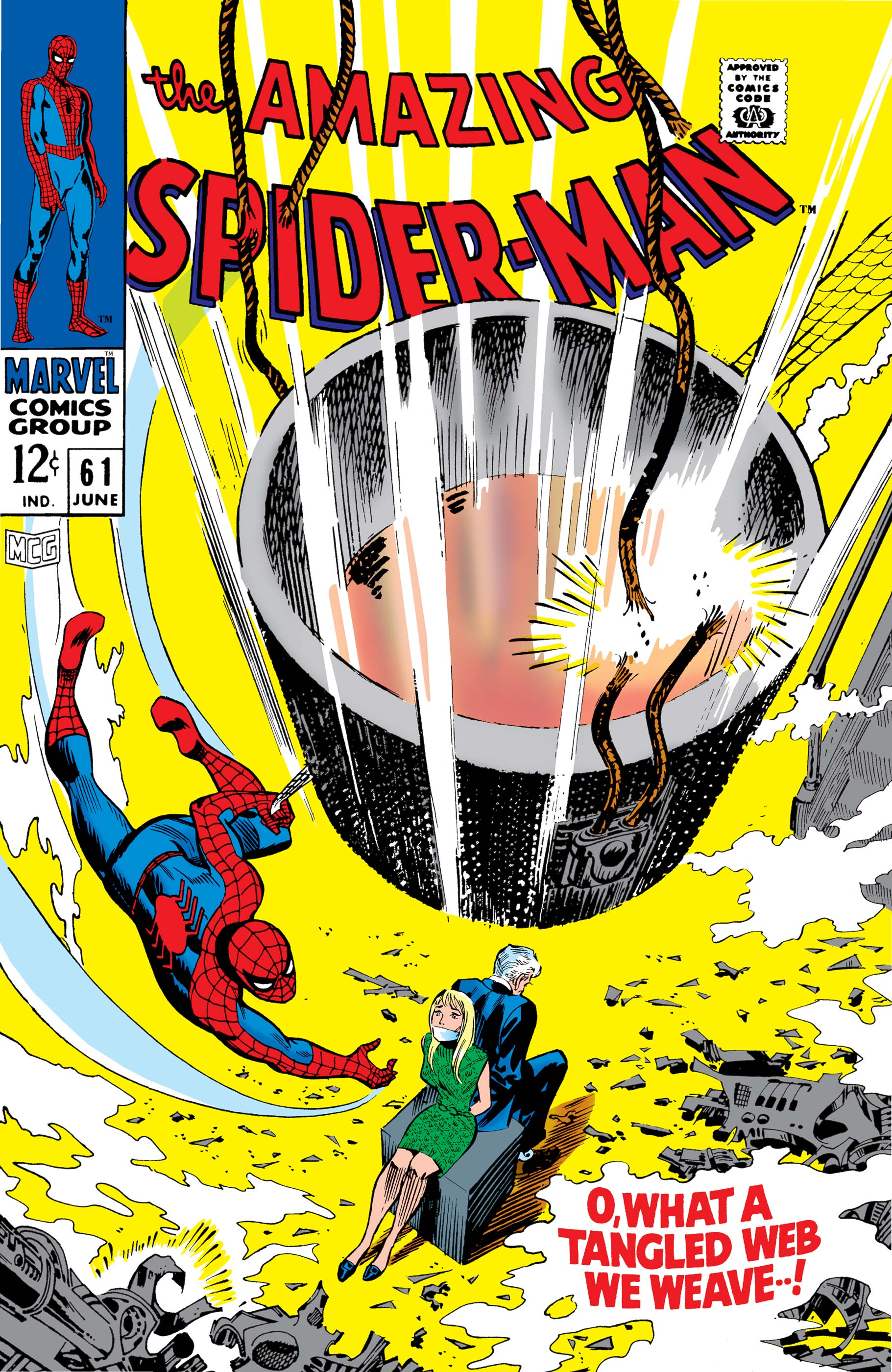 The Amazing Spider-Man (1963) #61