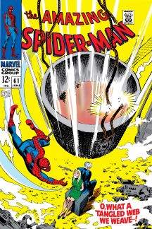 The Amazing Spider-Man #61