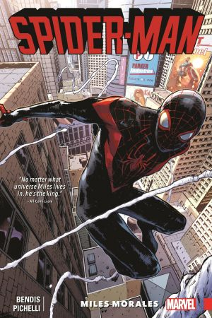 Spider-Man: Miles Morales Vol. 1 (Trade Paperback)
