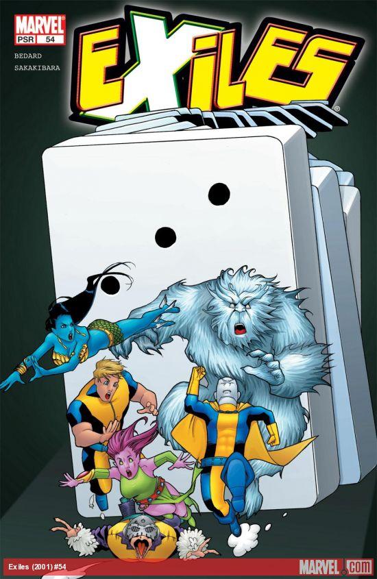 Exiles (2001) #54