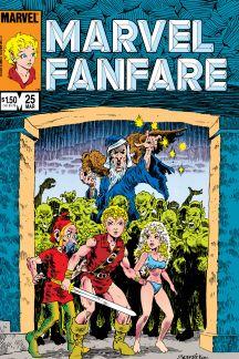 Marvel Fanfare #25