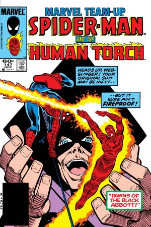 Marvel Team-Up #147