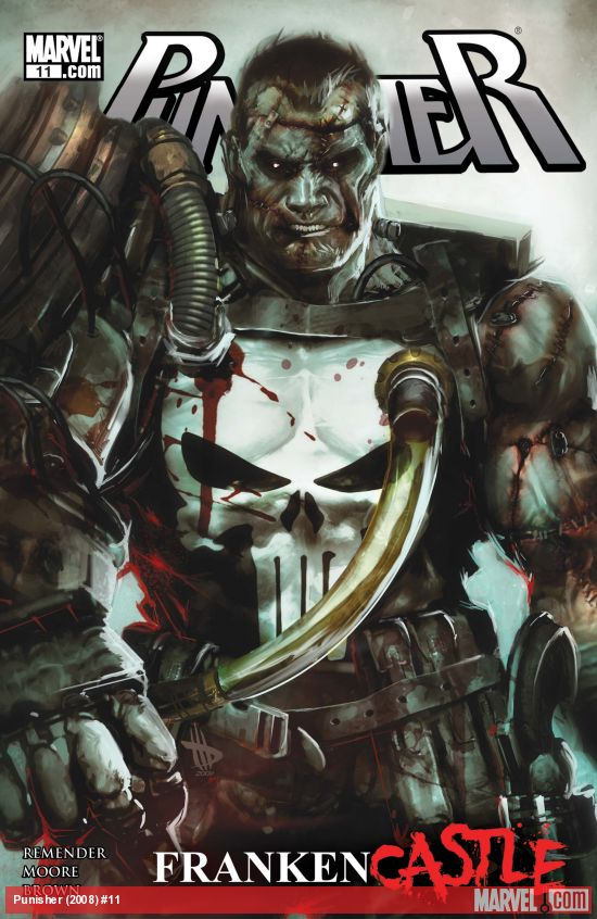 Punisher (2008) #11