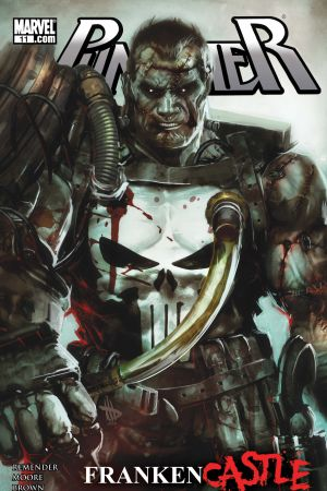 Punisher (2009) #11