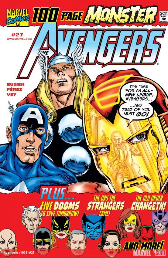 Avengers (1998) #27