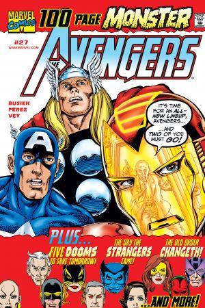 Avengers #27