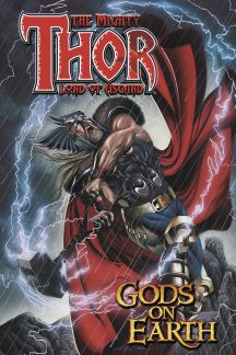 Thor Vol. 3: Gods on Earth (Trade Paperback)