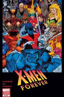 X-Men Forever Alpha (2009) #1