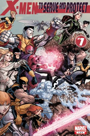 X-Men: To Serve and Protect #1