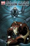 INVINCIBLE IRON MAN (2008) #502