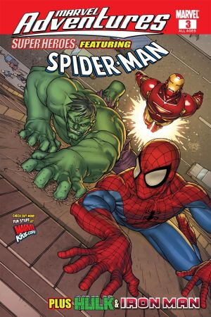 Marvel Adventures Super Heroes #3