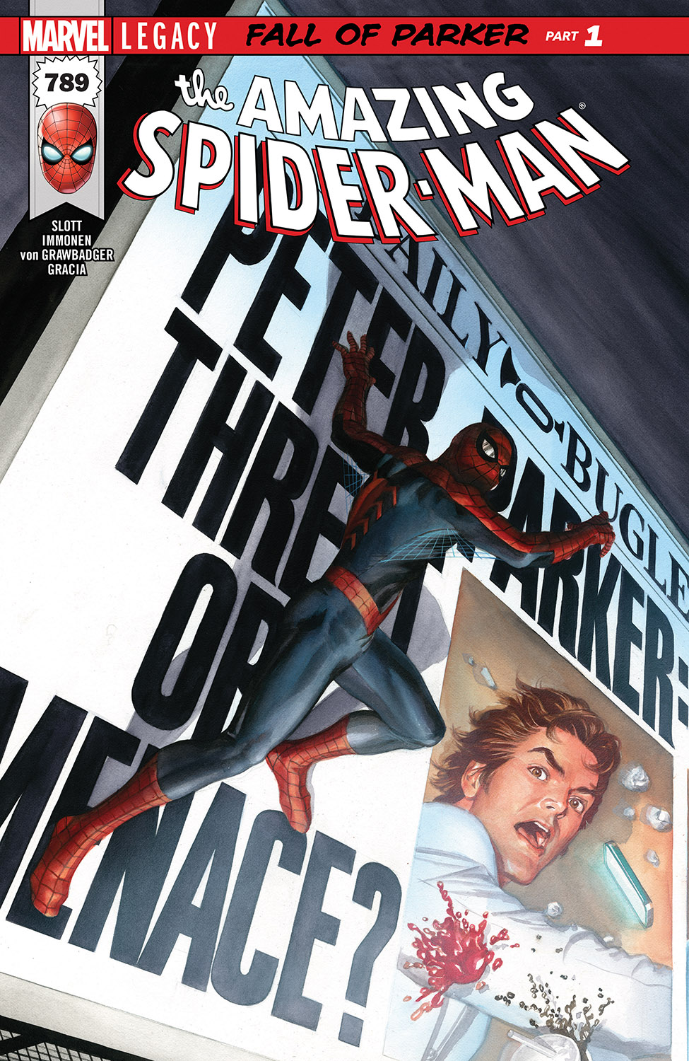 The Amazing Spider-Man (2017) #789