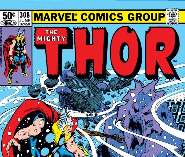 THOR (1966) #308