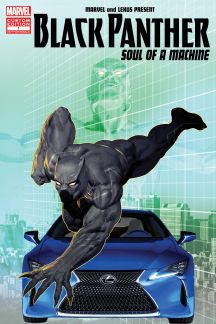 Black Panther: Soul of a Machine – Chapter One (2017)