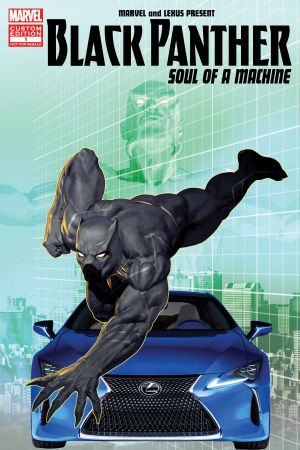 Black Panther: Soul of a Machine – Chapter One #0
