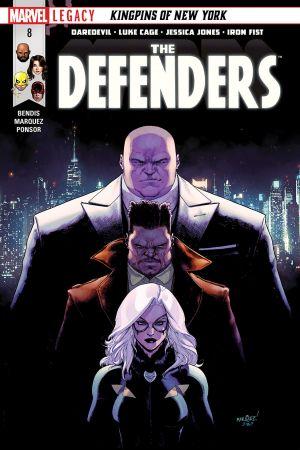 Defenders (2017) #8