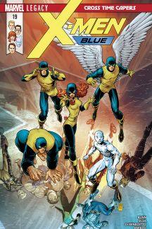 X-Men: Blue #19