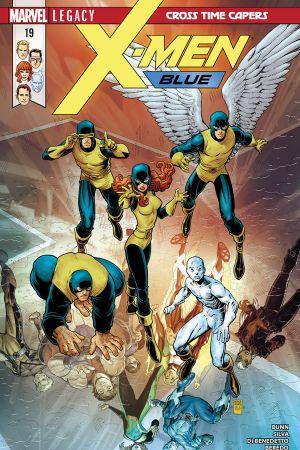 X-Men: Blue (2017) #19