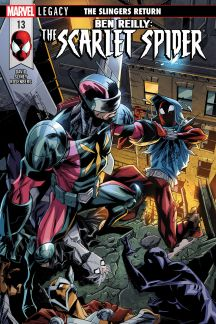 Ben Reilly: Scarlet Spider (2017) #13
