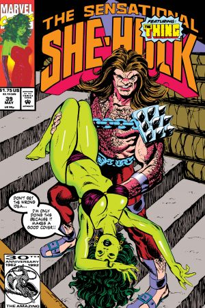 Sensational She-Hulk (1989) #39