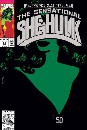 Sensational She-Hulk (1989) #50
