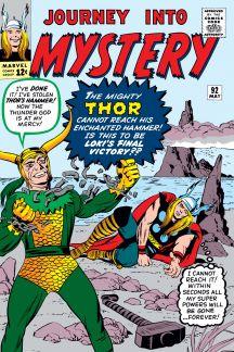 Journey Into Mystery (1952) #92