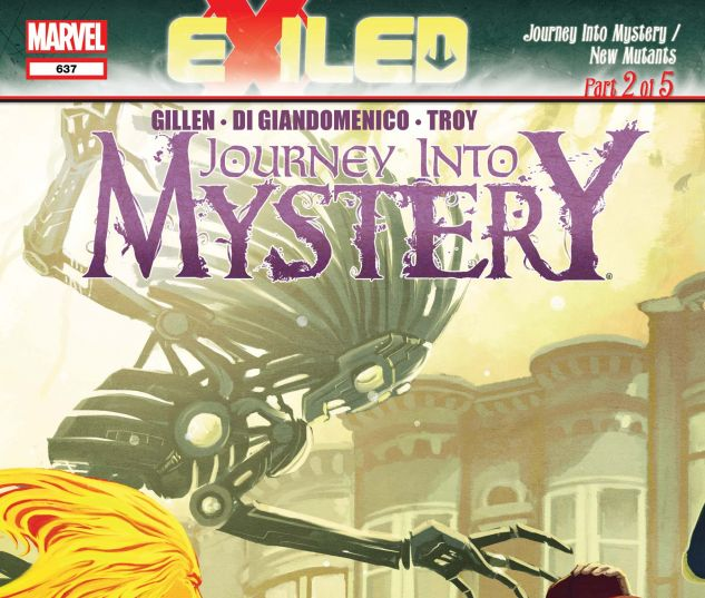 Journey Into Mystery (2011) #637