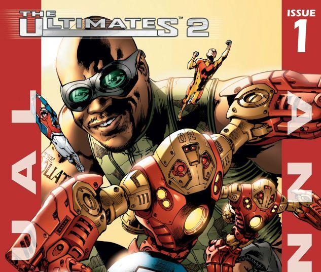 ULTIMATES ANNUAL (2005) #1