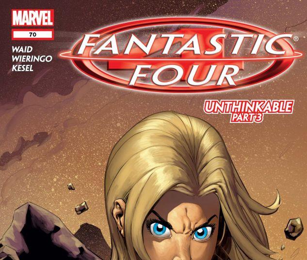 FANTASTIC FOUR (1998) #70
