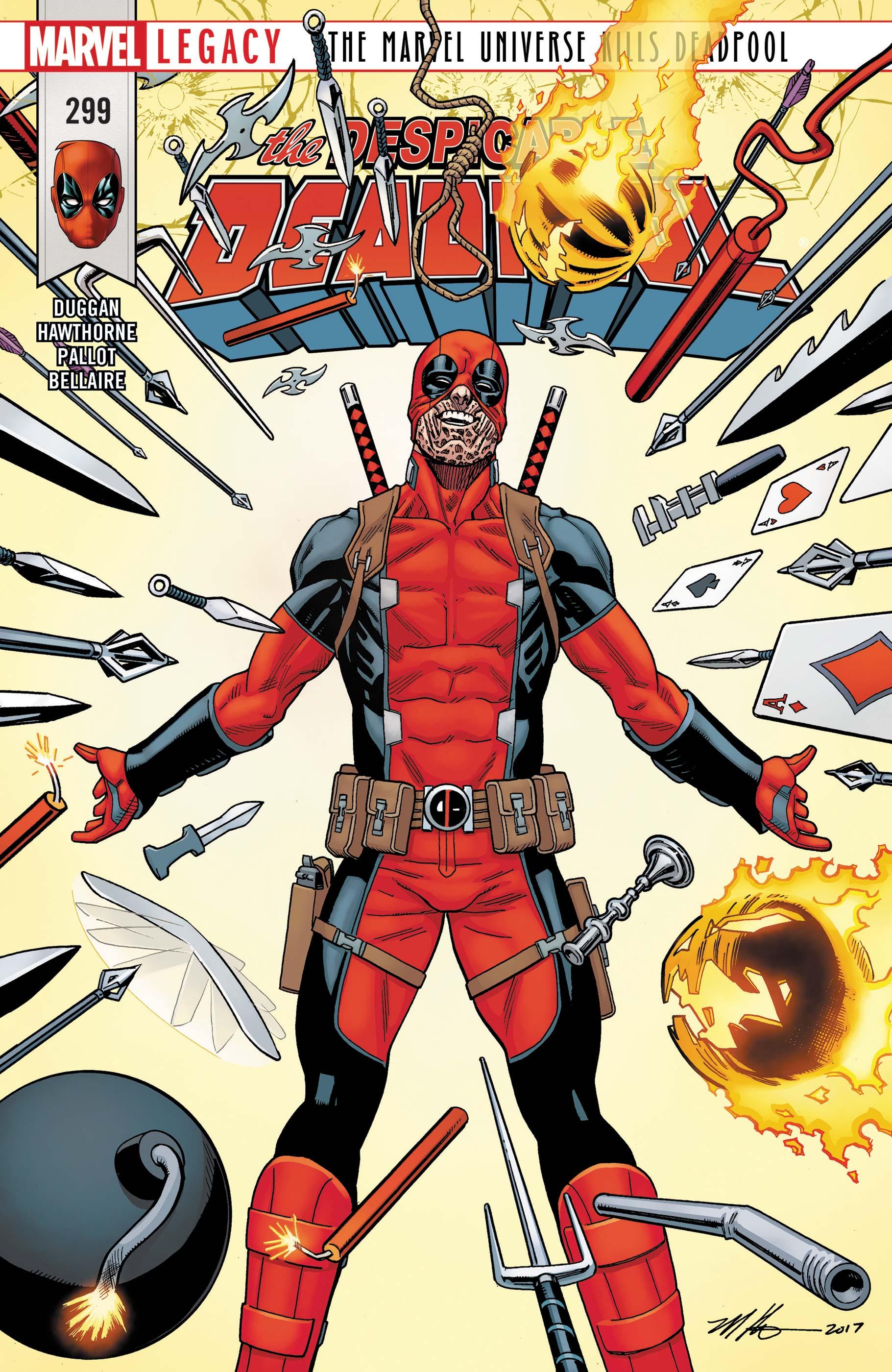 Despicable Deadpool (2017) #299