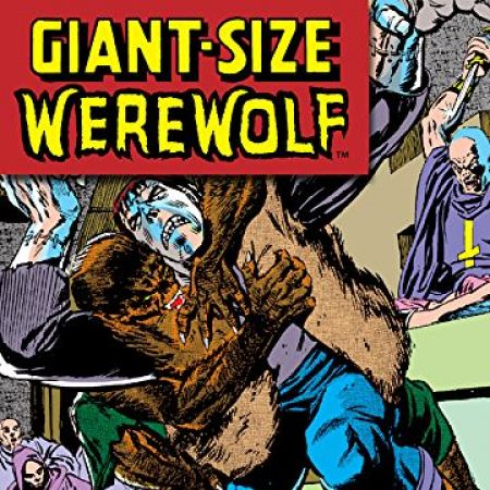 Giant-Size Werewolf By Night (1974)