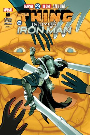 Marvel 2-In-One Annual (2018) #1