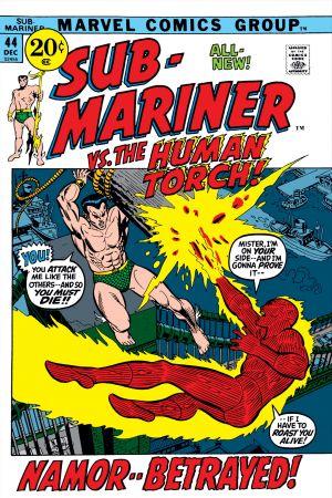Sub-Mariner (1968) #44