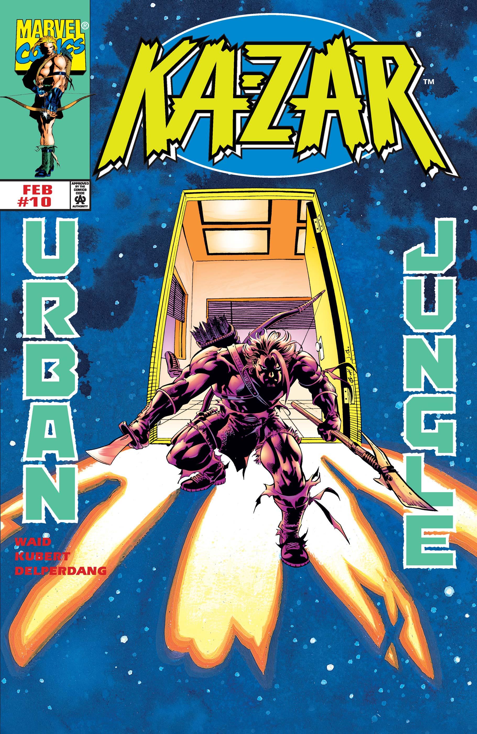 Ka-Zar (1997) #10