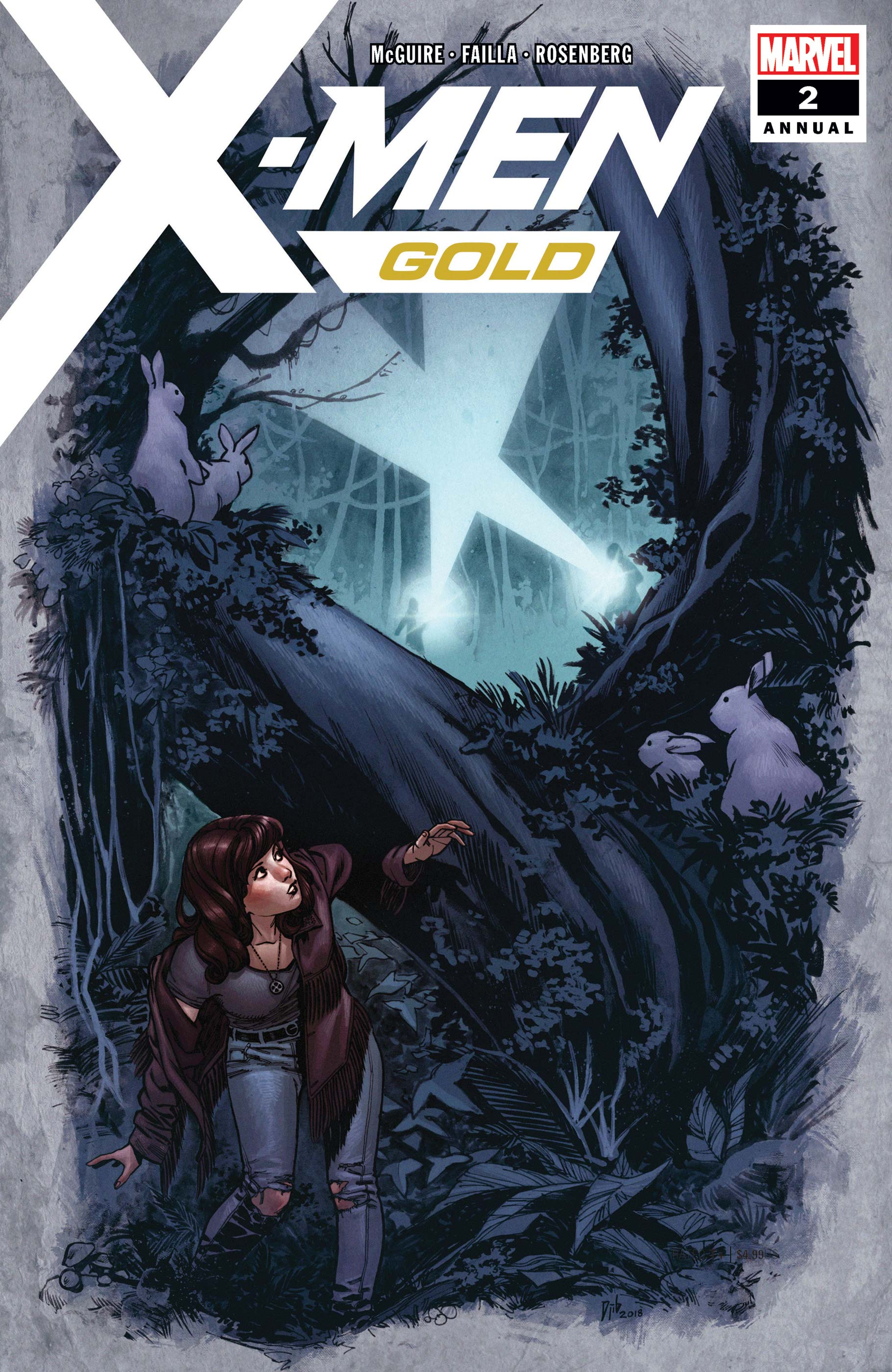 X-Men Gold Annual (2018) #2